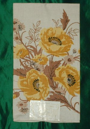 Lady Lee Linen Tea Towel