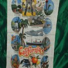 California Linen Tea Towel