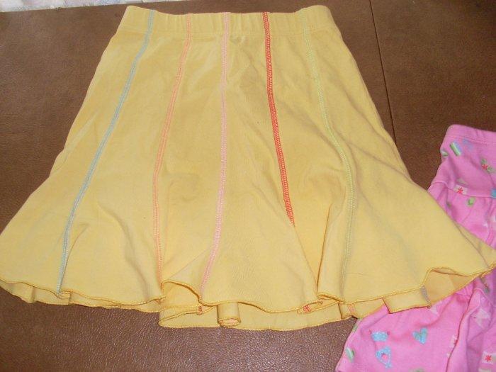 Gymboree kid girl girls skirt size 6