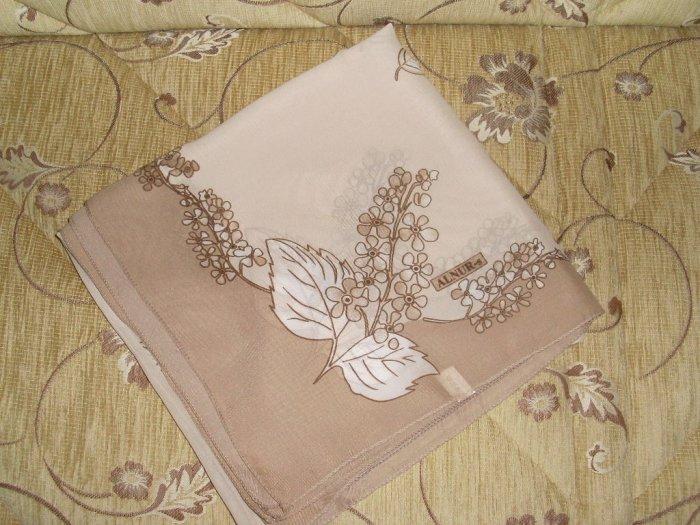 Turkish chiffon hijab scarf
