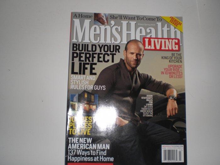 Men's Health Living:  Winter/Spring 2008 Issue