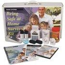 Being Safe At Home Survival Kit - Basic System