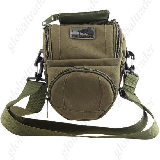 Military Style Nylon Shoulder Bag Handbag for Outdoors FREE SHIPPING
