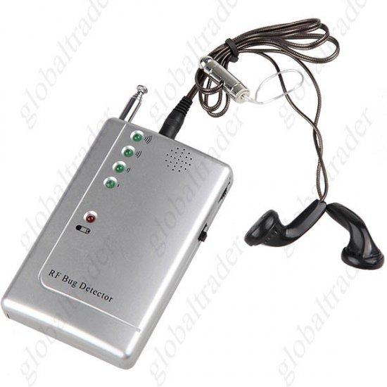 Wireless RF Detector for Anti-Spy Pinhole Camera Phone FREE SHIPPING