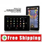7 Inch Android 2.3 Mid Tablet PC Capacitive HDMI WiFi Camera