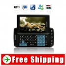 3.6 inch Dual SIM TV Slider Cell Mobile Phone QWERTY WiFi