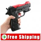 New PS3 Move Pistol for PS3 Light Gun Shooting Games FREE Shipping