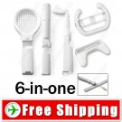 Sports Accessories Pack Bundle for Nintendo Wii Remote FREE Shipping