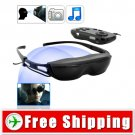 40 inch Virtual Screen Multimedia Video Glasses Media Player