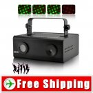 Party Double Laser DMX Projector with Sound Activation FREE Shipping