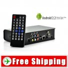 Android 2.2 Media Player Box - Full HD 1080P FREE Shipping