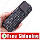 Brand New 2.4G Wireless Handheld Mini Qwert Keyboard FREE Shipping