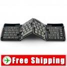 Portable Bluetooth Folding Keyboard for iPad iPhone Smartphone