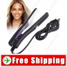 2in1 Ceramic Flat Ion Hair Straightener - Curler Hairstyling Iron