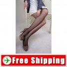 Sexy Thin Fishnet Style Pantyhose Stockings White FREE Shipping