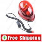 DC 12V Red Car Use Super Rescue Revolving Warning FREE SHIPPING