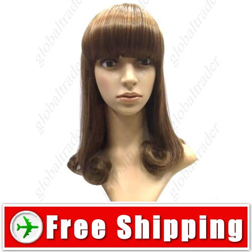 Rinka BOB Style Inner Wavy Drops Wig FREE SHIPPING