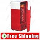 USB Mini Cooler & Warmer Fridge Refrigerator CAN Drink FREE SHIPPING