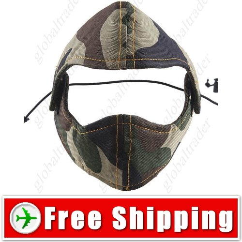 Half Face Quick Release Protector Mouth Mask FREE SHIPPING