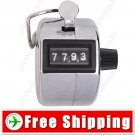 4-digit Hand-operated Counter Clicker FREE SHIPPING