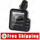 1.5inch LCD Screen MP3 Player FM Transmitter for Car Audio