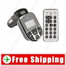 3-in-1 Bluetooth MP3 Player Wireless FM Transmitter - USB Jack SD Slot
