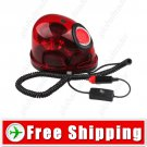 Red Car Use Super Rescue Warning Auxiliary Light - Sound Effect