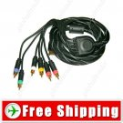 New Premium Component HD AV Cable for Sony PS2 PS3