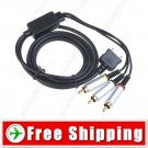 Gold-Plated Premium Composite RCA AV Audio Video Cable for Sony PSP Go