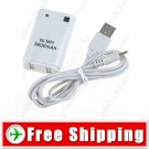 3600mAh Rechargeable Battery Pack with DC Charging Cable for Xbox 360