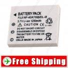 NP-40 D-Li8 Dli-102 KLIC-7005 SLB0737 Battery for Fujifilm Pentax