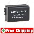 Camera Battery DMW-BMB9 for Panasonic DMC-FZ40 FZ45 FZ100 Series