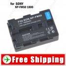 Battery NP-FM50 NP-FM30 for Sony DSC-F707 DSC-F717 DSC-S30 DSC-S50