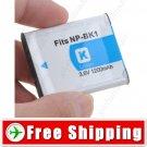Li-ion Battery NP-BK1 for Sony Camera DSC-S750 DSC-S780