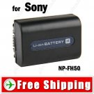Rechargeable Li-ion Battery NP-FH50 for Sony Digital Cameras
