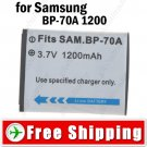 Battery EA-BP70A BP-70A IA-BP70A for Samsung ES75 SL600 PL170