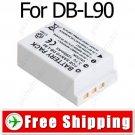 Camcorder DB-L90 DBL90 Battery for Sanyo Xacti SH1 DMX-SH11 Series