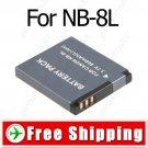 Digital Camera NB-8L NB8L Li-ion Battery for Canon PSA3000 A3100