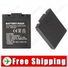 CGA-S001 CGR-S001 DMW-BCA7 Camera Battery for Panasonic Lumix DMC-F1