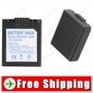 CGA-S002 CGR-S002 DMW-BM7 Camera Battery for Panasonic Lumix DMC-FZ1