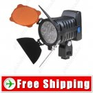 Multi-color Digital LED Video Light Lamp Set for Photographing & Video