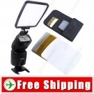 Flash Softbox Diffuser with Paperboard & Pouch for Camera