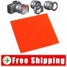 95 x 83mm Orange Filter Conversion Camera Filter for Cokin P Series
