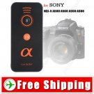 Wireless Infrared Remote Control for Sony A580 A560 A550 A500 Camera