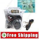 Waterproof DSLR Single Len Reflex Camera Bag Pouch for Swimming Diving