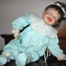 Knowles China HAPPINESS IS Porcelain Collectible Dolls My First Tooth/My First Christmas