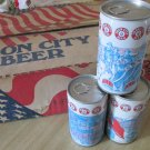 Collectible Iron City Beer Cans - Sons of Liberty 1776