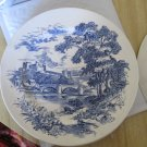Vintage 23pc Wedgewood Countryside Blue Willow China