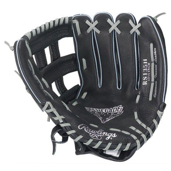 "Rawlings Renegade 13.5"" Softball Glove"