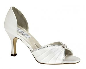 Addison Liz Rene by Benjamin Walk Touch Ups Bridal Shoes
